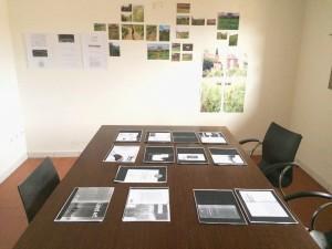 Residenza artistica  studio ++   Archivio Terzo Giardino