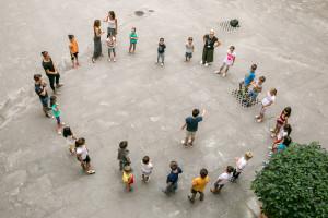 4-8 settembre – Workshop d'autore per bambini. Il contemporaneo fra arte e performance.