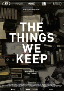 """THE THINGS WE KEEP – LE COSE CHE RESTANO"""