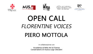 Florentine Voices | Open Call